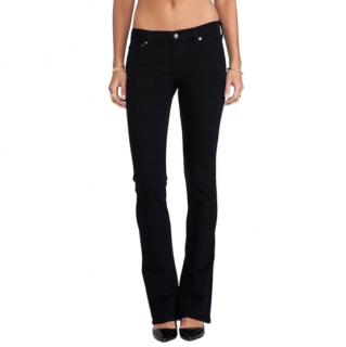 Citizens of Humanity Black Bootcut Kelly Jeans