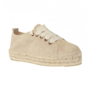 Manebi Hampton Lace-Up Espadrilles