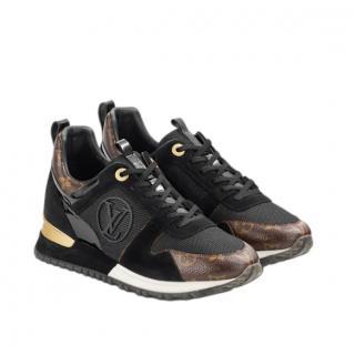 Louis Vuitton Monogram Run Away Sneakers
