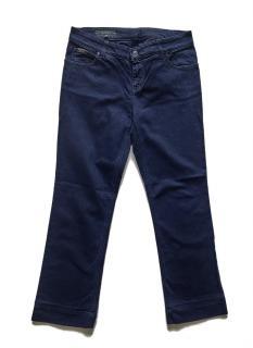 Gucci Dark Indigo Ankle Crop Jeans