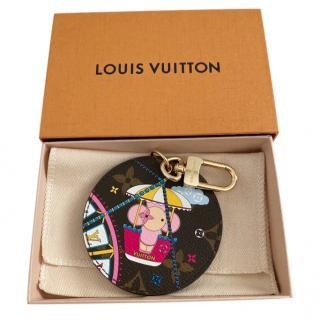 Louis Vuitton limited edition Vivienne bag charm
