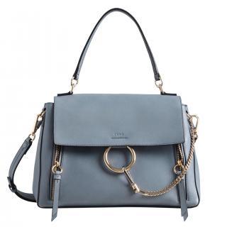 Chloe Suede & Leather Medium Faye Day Bag