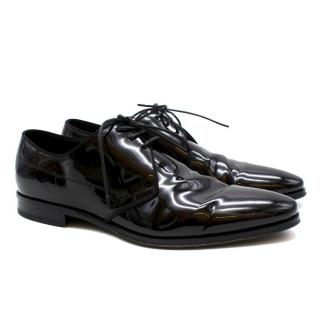 Dolce & Gabbana Black Patent Leather Brogues