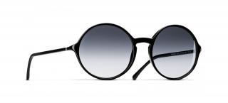 Chanel Black 5279 Round Sunglasses