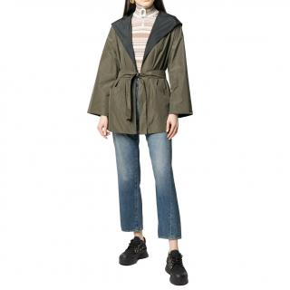 Herno Reversible Hooded Open Parka
