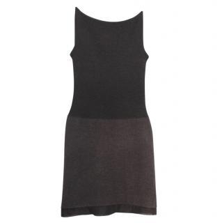 Max Mara Stretch Knit Sleeveless Dress