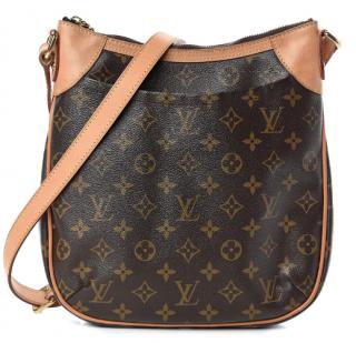 Louis Vuitton Monogram Odeon Crossbody Bag