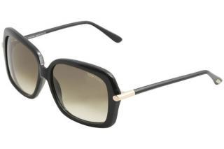 Tom Ford Paloma TF323 Black Sunglasses