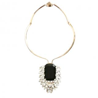 Dior Pre-Fall Couture Crystal Collar Necklace