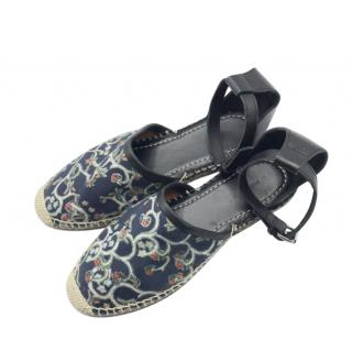 Isabel Marant Carlyce Floral Espadrilles