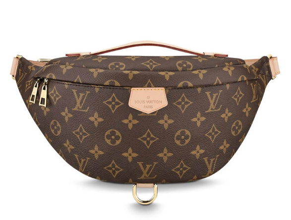 Louis Vuitton Monogram Belt Bag