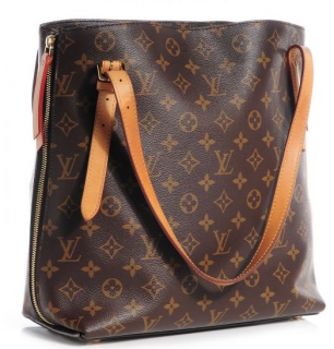 Louis Vuitton Monogram Voltaire Shoulder Bag