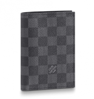 Louis Vuitton Damier Graphite Canvas Passport Cover