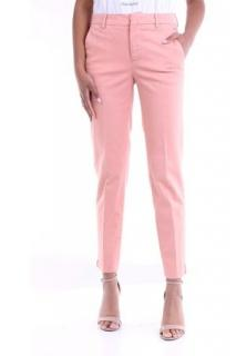7 For All Mankind pink stretch drill chinos