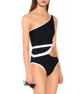Alexandra Miro Tatiana One-shoulder Swimsuit