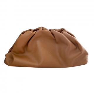Bottega Veneta Camello Leather �The Pouch�