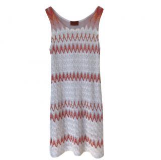 Missoni Mare Multicoloured Sleeveless Dress