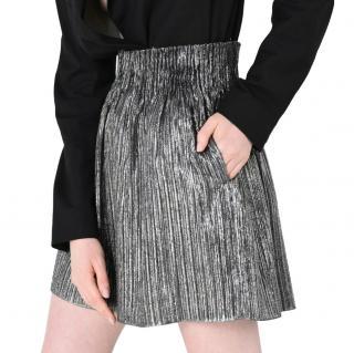 Isabel Marant silver Delphi skirt