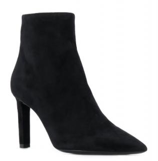 Saint Laurent Kate 85mm Suede Boots