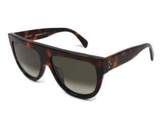 Celine Shadow CL 41026/S Tortoiseshell Sunglasses