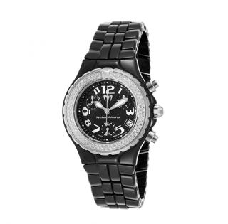 TechnoMarine Geneve Ladies 36mm Diamond Watch