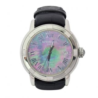 Raymond Weil Parisfal 40mm Mother of Pearl Watch