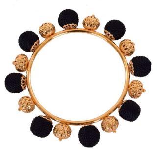 Dolce & Gabbana Sicilia Natale Filigree Bracelet