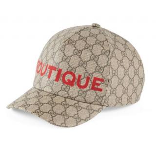Gucci Supreme Boutique Baseball Cap