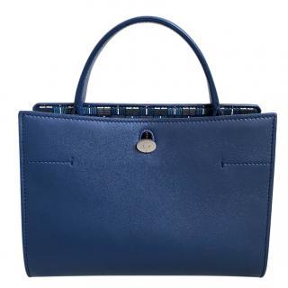 Loro Piana Cluisee G.odessa Leather Bag
