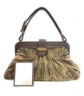 Bottega Veneta Limited Edition Lizard Doctors Bag