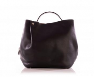 Dior Black Leather Diorific Tote Bag