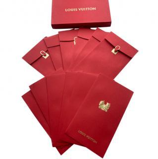 Louis Vuitton Red Lunar New Year Envelope VIP Gift Set