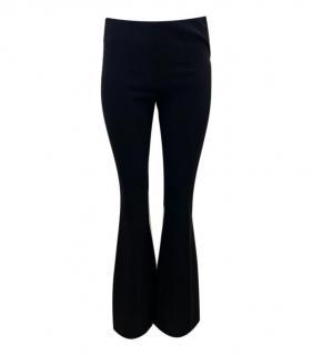 Michael Kors Collection Black Virgin Wool Pants