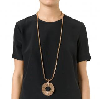 Lara Bohinc 22ct Gold Plated Apollo Necklace