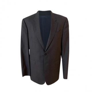 Paul Smith Mens Grey Slim Fit Two Piece Suit