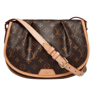 Louis Vuitton Monogram Canvas Menilmontant PM Bag