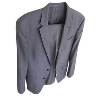 Boss Hugo Boss Navy Tailored Suit