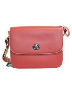 Loro Piana Pink Leather Piccola Shoulder Bag