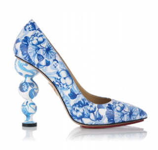Charlotte Olympia Shanghai Collection Ming Debbie Pumps