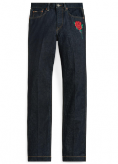 Polo Ralph Lauren Reede High-rise Straight Jean