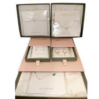 Ania Haie Bracelet, Earrings and Necklace Gift Set
