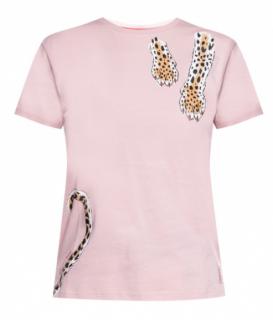 Charlotte Olympia x Puma Pink Cotton T-Shirt