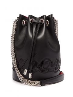 Christian Louboutin Marie Jane Black bucket bag