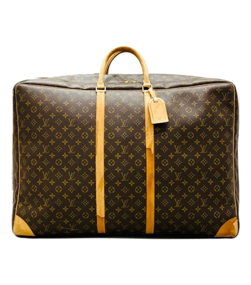 Louis Vuitton Monogram Sirius 70 Suitcase