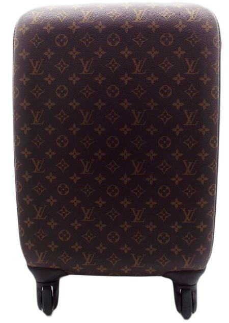 Louis Vuitton Monogram Zephyr Rolling Suitcase