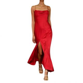 C/MEO Collective Red All Right Now Gown