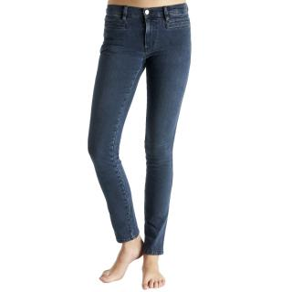 MiH Oslo Mid Rise Blue Jeans