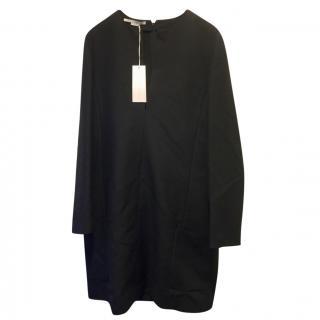 Stella McCartney Black Wool Blend Dress