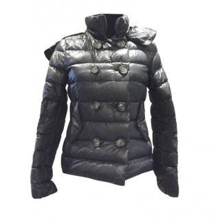 Moncler Gray Down Puffer Jacket
