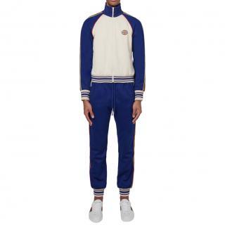 Gucci Tri-Colour Track Jacket